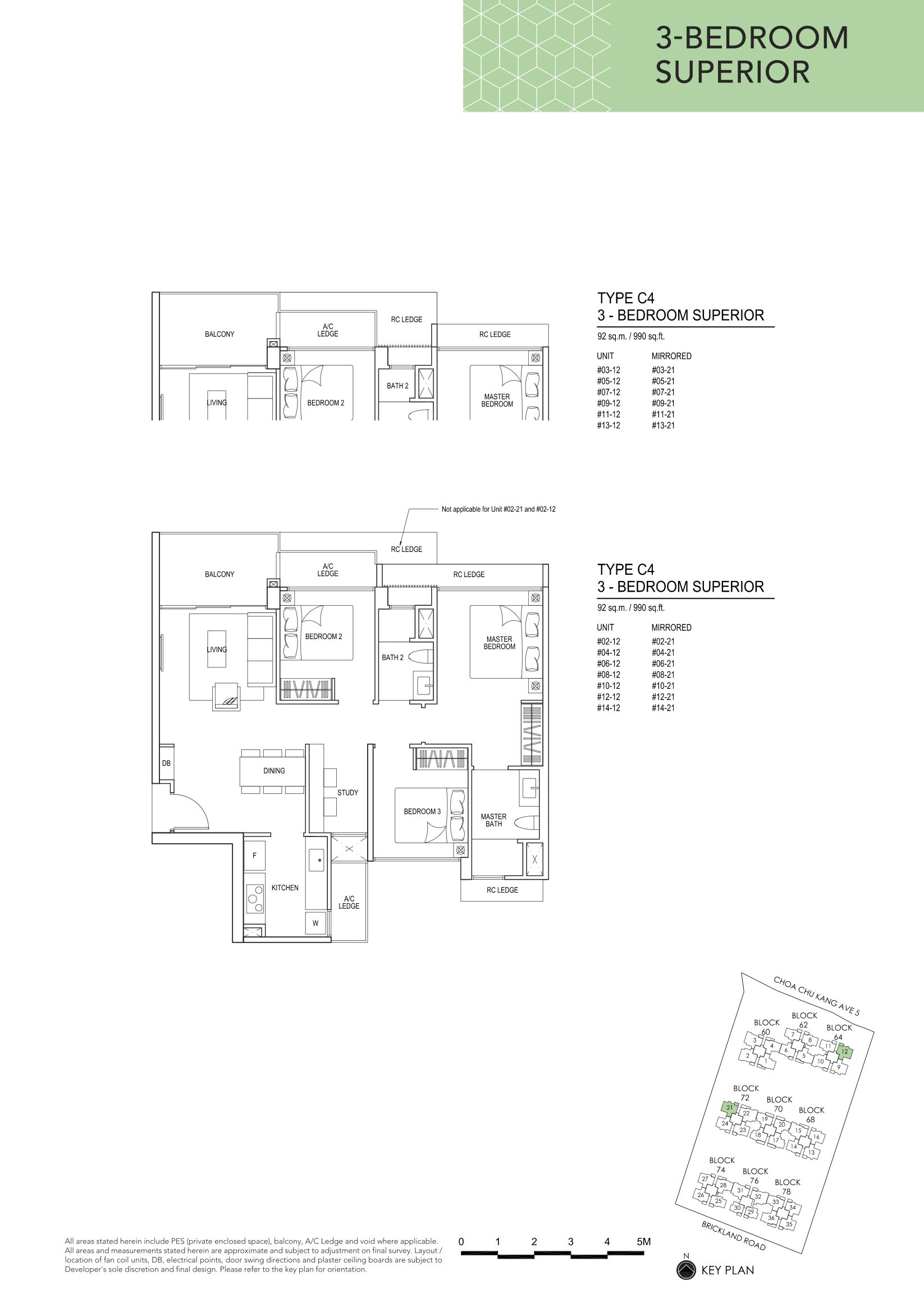 Read INz Residence EC Floor Plans Its Flexible And Functional Unit Layouts