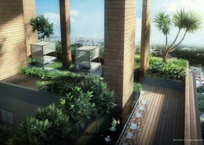Jadescape 顺福轩 sky lounge