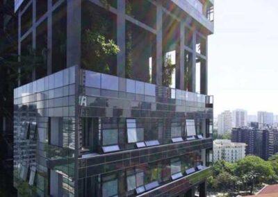 Nouvel 18 明筑公寓 sky terraces 空中楼阁