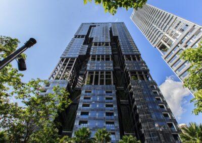 Nouvel 18 明筑公寓 aerial view2