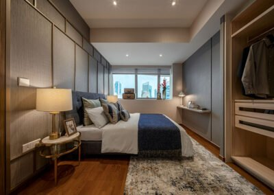 V on Shenton 珊顿-云尚 3 bedroom common room 1