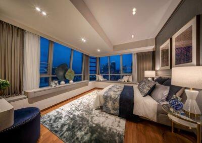 V on Shenton 珊顿-云尚 3 bedroom master room