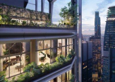 V on Shenton 珊顿-云尚 penthouse 5