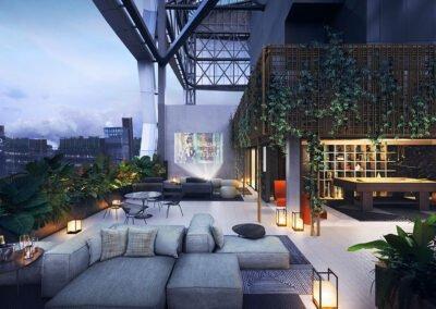 V on Shenton 珊顿-云尚 penthouse 7